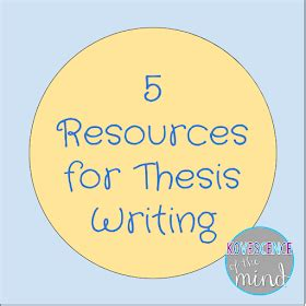 Why Write a Senior Thesis? Honors Thesis Department of